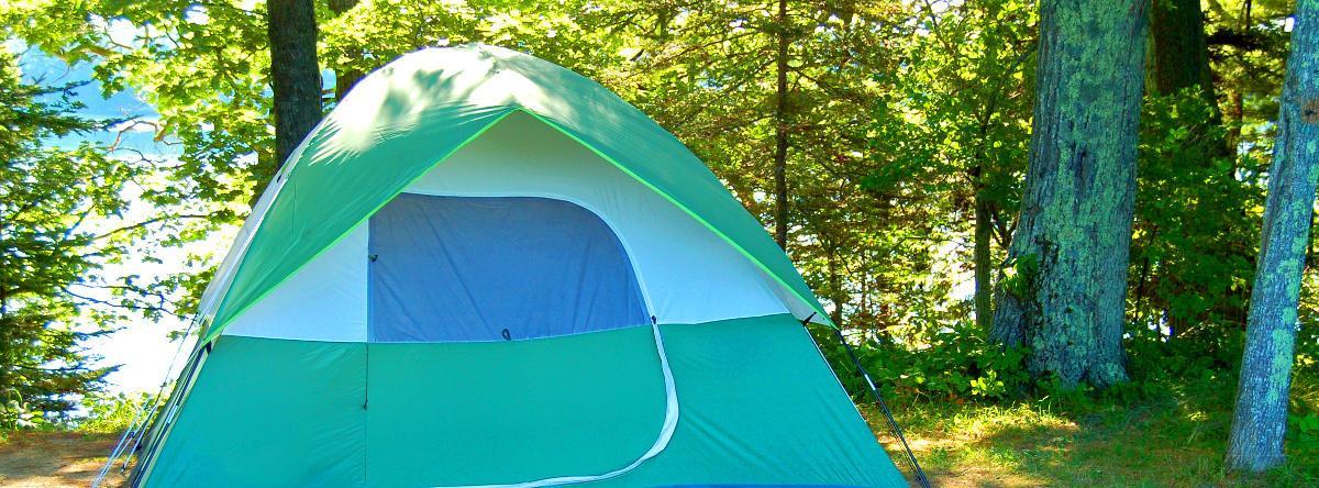 Solo Campings: guía de camping de Argentina. Lugares para acampar.